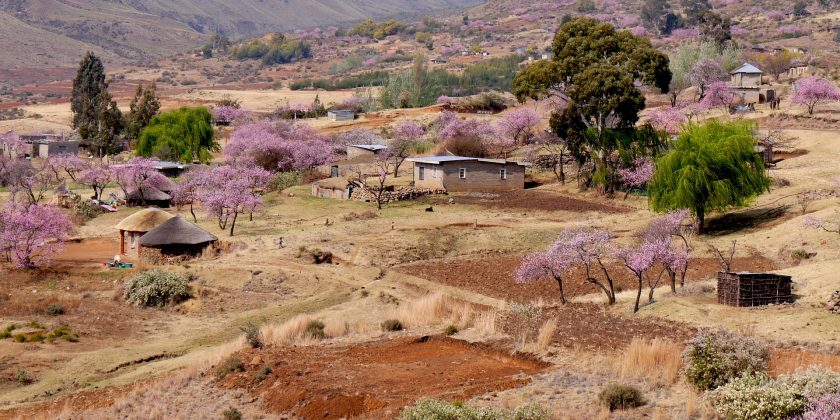 Courtney's Chronicles – Landing and Finding a Place to Live in Lesotho