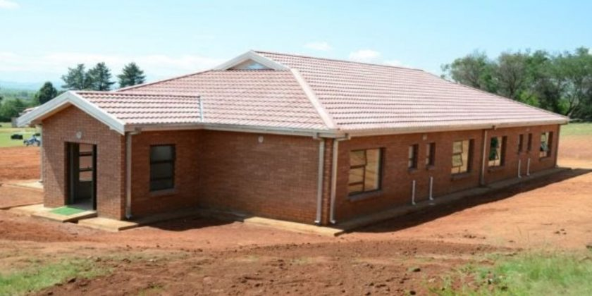 Building New Facilities for Teaching and Learning
